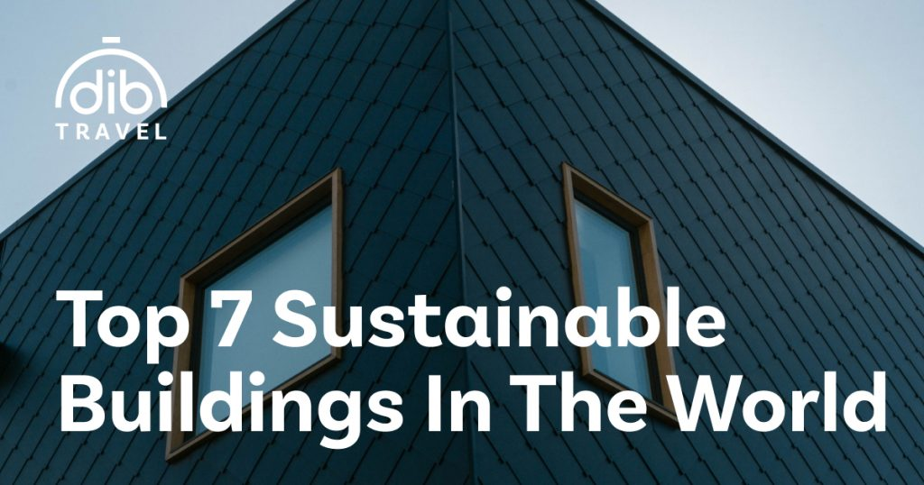 Sustainable buildings 2021
