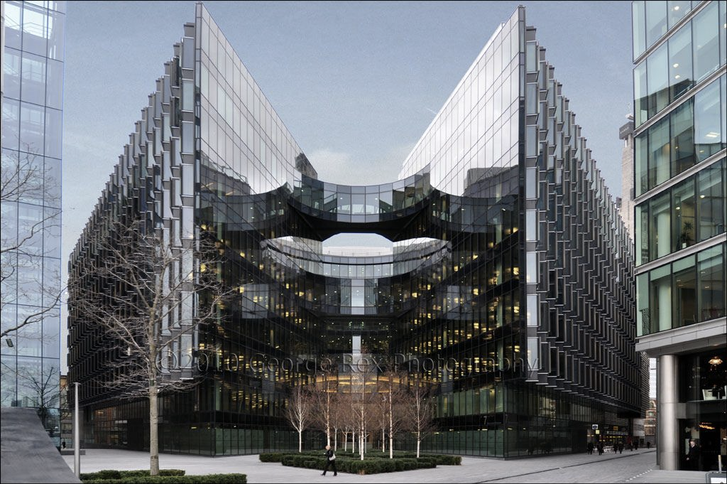 Pricewaterhousecoopers Building, London