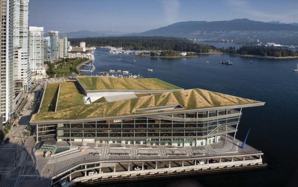 Vancouver Convention Center, Vancouver